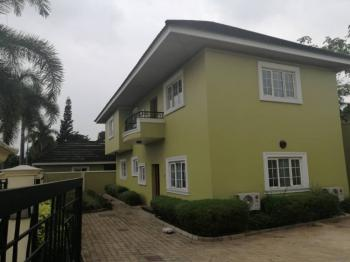 4 Bedroom Fully Detached Duplex with 2 Rooms Bq, Abacha Estate, Ikoyi, Lagos, Detached Duplex for Rent