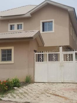 Super Clean 4 Bedroom Semi-detached Duplex in a Lovely Estate, Close to Sunnyvale Estate, Lokogoma District, Abuja, Semi-detached Duplex for Sale