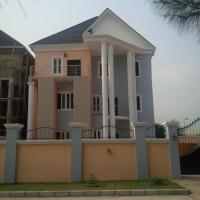 5 Bedroom Detached Duplex (all Ensuite) With Jacuzzi, Fitted Kitchen, Study Room, Laundry Room, Ante Room, Family Lounge, A Private Sit Out On The Pent House And A Room Bq Sitting On 750sqm At, Banana Island, Banana Island, Ikoyi, Lagos, 5 bedroom, 6 toilets, 5 baths Detached Duplex for Sale