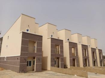Newly Luxury 4 Bedroom Terrace Duplex in a Lovely Environment, Wuye, Abuja, Terraced Duplex for Sale
