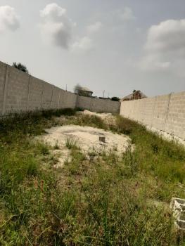 Fenced Half Plot of Land with Solid Fenced  Gated, Awoyaya, Ibeju Lekki, Lagos, Residential Land for Sale