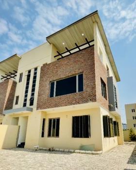4 Bedroom Semi-detached Duplex  + Pen-house Terrace Floor, Estate, Lekki Phase 1, Lekki, Lagos, Semi-detached Duplex for Sale