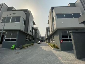 Serviced 5 Bedrooms Architectural Masterpiece, Semi Detached House, Ikate, Lekki, Lagos, Semi-detached Duplex for Rent