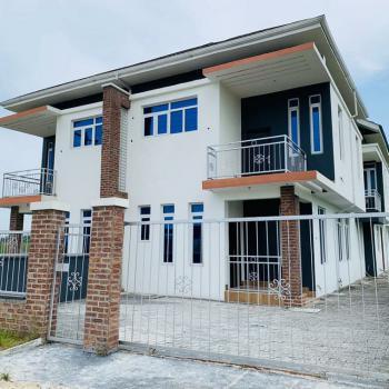 Luxury 4 Bedroom Duplex with Bq, Amity Estate, Sangotedo, Ajah, Lagos, Semi-detached Bungalow for Sale
