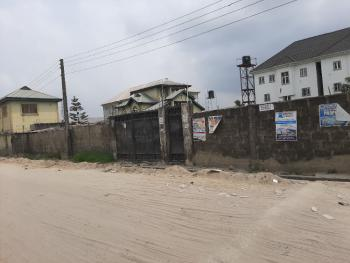 Fenced 2 Plots of Land with C of O Title, Within an Estate Before Shop Rite, Sangotedo, Ajah, Lagos, Mixed-use Land for Sale