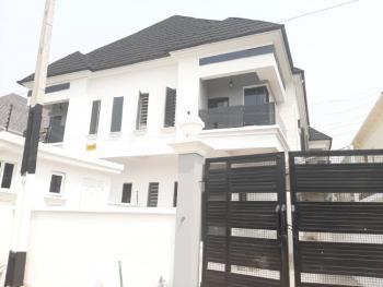 4 Bedroom Semi Detached Duplex with Bq, Behind Chevron Head Office, Lekki Phase 2, Lekki, Lagos, Semi-detached Duplex for Rent