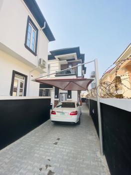 Exquisitely Furnished Luxury 3 Bedroom Semi Detached Duplex, Idado Estate, Idado, Lekki, Lagos, Semi-detached Duplex Short Let