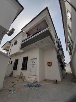 Fully Serviced & Self Compound 4 Bedrooms Semidetached with Bq, Off Orchid Hotel Road, Second Toll Gate,  Chevron, Lafiaji, Lekki, Lagos, Semi-detached Duplex for Rent