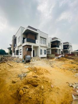 5 Bedroom Fully Detached Duplex with a Room Bq, Royal Garden, Ajiwe, Ajah, Lagos, Detached Duplex for Sale
