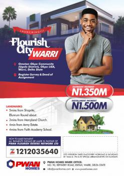 Registered Survey and Deed of Assignment, Ometan Okpe Local Government Area, Okpe, Delta, Mixed-use Land for Sale