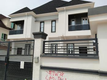 a Home of 4 Bedroom Duplex and Bq in an Estate with High Security, Orchid Road, Lekki Phase 2, Lekki, Lagos, Semi-detached Duplex for Rent