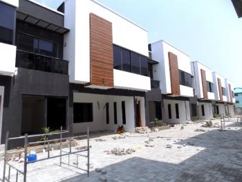 New House Spacious Compound 4 Bedroom Terraced Duplex with 24hrs Power, Osapa, Osapa, Lekki, Lagos, Terraced Duplex for Sale