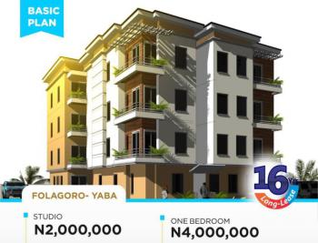 Roomself Apartment, Fola Agoro, Yaba, Lagos, Self Contained (single Rooms) for Sale