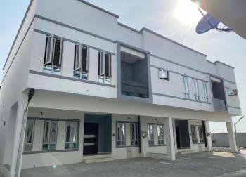 4 Bedroom Terrace Duplex, Chevron 2nd Toll Gate, Lekki, Lagos, Flat for Rent