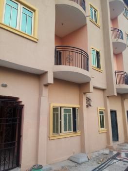 Roomself 3 Bedroom Flat, Off Lawanson Road, Lawanson, Surulere, Lagos, Flat for Rent