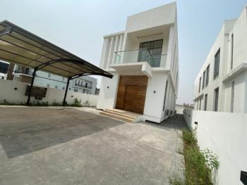 Distress: Luxury Built 4 Bedrooms Fully Detached Duplex with a Space, Lekki Phase 2, Lekki, Lagos, Detached Duplex for Sale