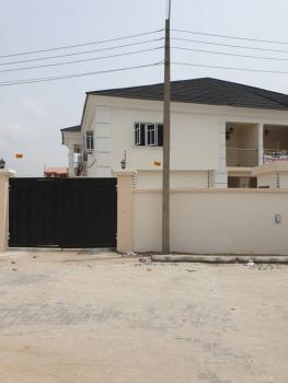 Spacious 5bedroom Duplex Plus Bq, Within a Gated Estate Before Shop Rite, Sangotedo, Ajah, Lagos, Semi-detached Duplex for Sale