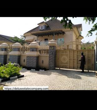 Standard 6 Bedrooms Duplex with Bq, Mississippi Maitama, Maitama District, Abuja, Detached Duplex for Sale