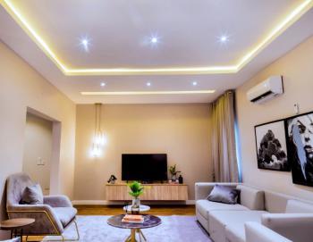 Graham Luxury 4 Bedroom, Ikate Elegushi, Lekki, Lagos, Flat Short Let