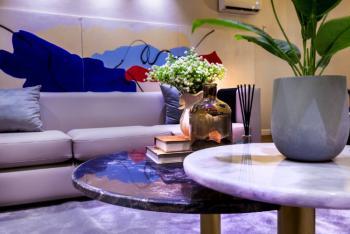 The Graham 14 Luxury 4 Bedroom Terrace with Pool and Gym, Ikate Elegushi, Lekki, Lagos, Flat / Apartment Short Let