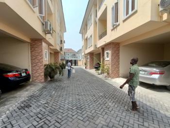 Exquisite 4 Bedroom Terrace Duplex with Bq, Lekki Phase 1, Lekki, Lagos, Terraced Duplex for Rent
