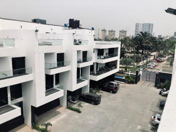 Luxury 5 Bedroom Terrace + Penthouse, Elevator, Victoria Island (vi), Lagos, Terraced Duplex for Sale