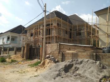 85% Completed 5bedroom Duplex with 1bedroom B/q, Dawaki, Gwarinpa, Abuja, Detached Duplex for Sale