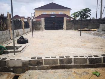 Fully Fenced Solid Land, L and K Estate,owode Bus Stop,lamgbasa, Ajah, Lagos, Residential Land for Sale