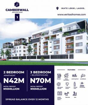 Camberwall Advantage, Ikate Elegushi, Lekki, Lagos, Terraced Duplex for Sale