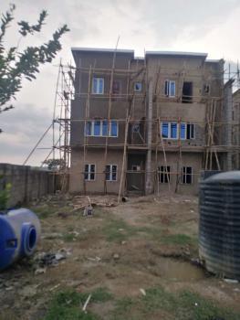 4 Bedrooms Terraced Duplex Carcass, Near Shell Coop Estate, Gaduwa, Abuja, Terraced Duplex for Sale