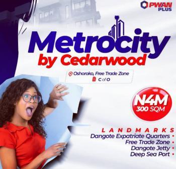 Estate in Dry Land, Oshokoro, Lekki Free Trade Zone, Lekki, Lagos, Mixed-use Land for Sale