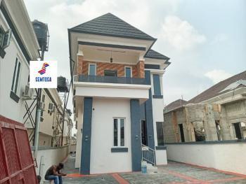 Detached Four 4 Bedroom Duplex., Thomas Estate, Ajah, Lagos, Detached Duplex for Sale