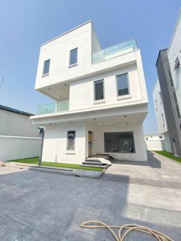 Five Luxury Bedroom Fully Detached, Off Boundlion Road, Ikoyi, Lagos, House for Sale