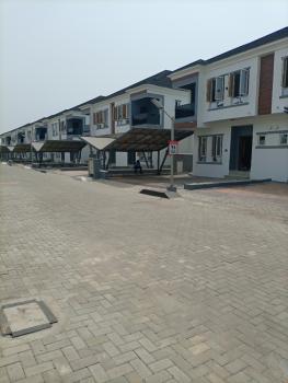 Brand New 4 Bedroom Semi Detached House with Bq, Victoria Bay Estate 3, Ikate Elegushi, Lekki, Lagos, Semi-detached Duplex for Sale