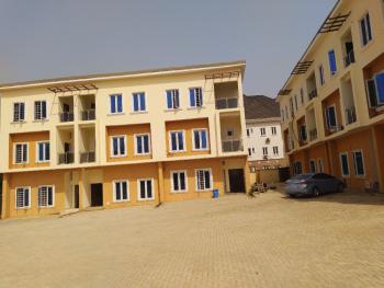 4 Bedroom Terrace Duplex with Bq, Mabushi, Abuja, Terraced Duplex for Rent