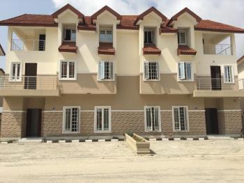 Luxury 4 Bedroom Semi Detached Duplex with B.q, Shell Cooplag Estate, Orchid Road, Lekki, Lagos, Semi-detached Duplex for Sale