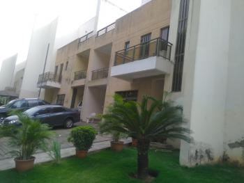 Splendid 4 Bedrooms Terraced Duplex with Bq Within an Estate, Maitama District, Abuja, Terraced Duplex for Rent