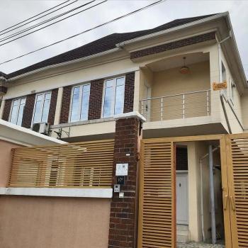 Renovated  4 Bedroom Duplex Available!, Chevron Drive, Lekki Expressway, Lekki, Lagos, Semi-detached Duplex for Rent