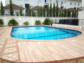 Beautiful and Elegant 3 Bedroom Flat with Swimming Pool, Tennis Court,, Katampe Extension, Katampe, Abuja, Flat for Rent