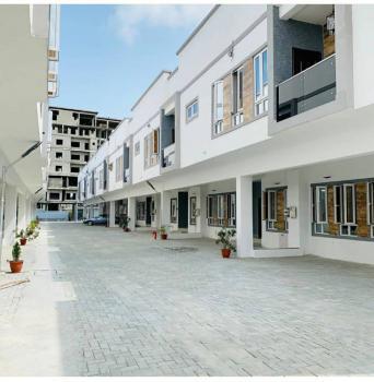 Luxury 3 Bedrooms Terraced Duplex, Victoria Bay Estate, By Orchid Hotel, Lafiaji, Lekki, Lagos, Terraced Duplex for Sale