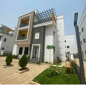 Very Luxurious 5 Bedroom Smart House, Wuye, Abuja, Detached Duplex for Sale