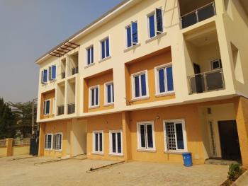 Brand New 4 Bedrooms Duplex and Bq, Mabushi, Abuja, Terraced Duplex for Rent
