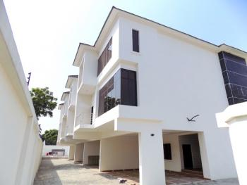 New House 4 Units of 5 Bedroom Terraced Duplex with Bq +swimming Pool, Victoria Island (vi), Lagos, Terraced Duplex for Sale