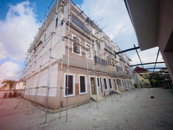 Exquisite 4 Bedrooms Terraced Duplex with Bq, Close to Fct Ministers House, Life Camp, Abuja, Terraced Duplex for Sale