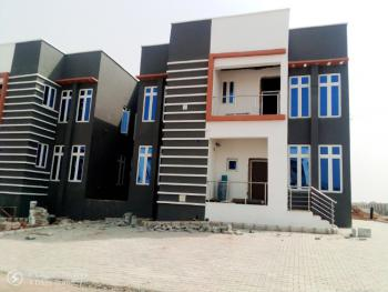 Tastefully Designe 4 Bedroom Terrace Duplex with Bq in a Lovely Estate, F01 By Military Pension Board, Kubwa, Abuja, Terraced Duplex for Sale