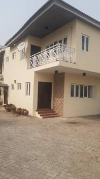 a Serviced 3 Bedroom Terrace Duplex with a Room Bq, Lekki Phase 1, Lekki, Lagos, Terraced Duplex for Rent