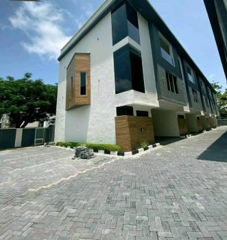 4 Bedroom Terrace Residence, Adeola Odeku, Victoria Island (vi), Lagos, Terraced Duplex for Sale