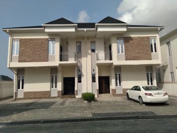 Brand New 4-bedroom Semi-detached House with Bq, Ilaje, Ajah, Lagos, Semi-detached Duplex for Sale