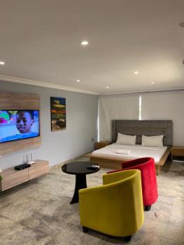 Luxury Studio Apartment with Free Internet and Netflix, Lekki Phase 1, Lekki, Lagos, Flat / Apartment Short Let