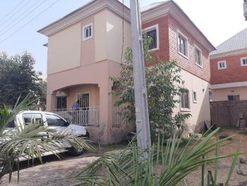 a Detached 3 Bedroom Duplex with Bq, Brick City Estate, Kubwa, Abuja, Detached Duplex for Sale